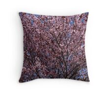 Reaching Heavenward Throw Pillow