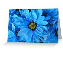 BLUE-tiful Greeting Card