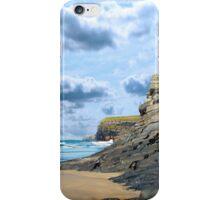 wild atlantic way ireland iPhone Case/Skin
