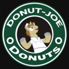 Donut Joe Donuts by Knusperklotz