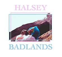 ♡ HALSEY ♡ Photographic Print