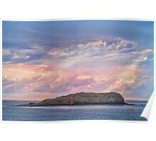 Fingal Head Poster