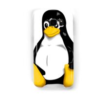 Linux Pinguin Samsung Galaxy Case/Skin