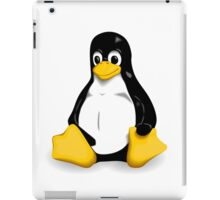 Linux Pinguin iPad Case/Skin