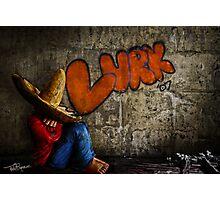 Aura °8: Lurk Photographic Print