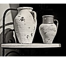 TWO JUGS Photographic Print