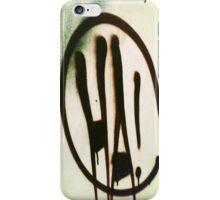 Ha! iPhone Case/Skin