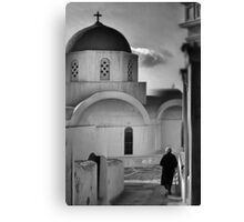Easter Monday Canvas Print