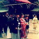 Japanese Wedding by Natasha O'Connor