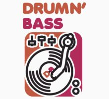 Drum N' Bass by Jonah Block