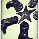 Boots & Star by Tracey Gurney