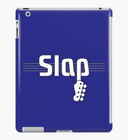 Slap Bass iPad Case/Skin