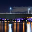 Colour at Kangaroo Point by Peter Doré