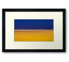11th March 2012 Framed Print