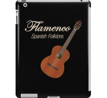 Flamenco Spanish Folklore iPad Case/Skin