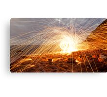 6th March 2012 Canvas Print