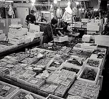 Take your pick - Japan by Norman Repacholi