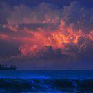 Stormy Sunrise by trekarts