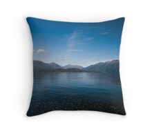 Te Anau, New Zealand - Landscape Throw Pillow