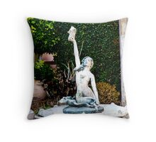The Offering.. Throw Pillow
