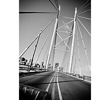 The Mandela Bridge  Photographic Print