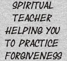 Spiritual Teacher Helping You to Practice Forgiveness by BeHealing