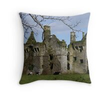 Coppingers Court Throw Pillow