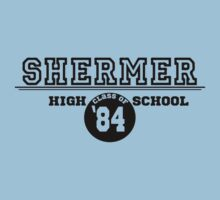 Shermer High School Class of '84 Shirt by Jake  Jones