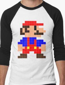 Super Mario Men's Baseball ¾ T-Shirt