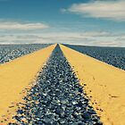On the road to nowhere by Kristina Gale