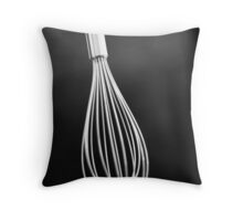 In the mix Throw Pillow