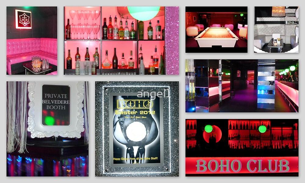 BOHO Club Glasgow West End by ©The Creative  Minds