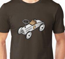 A retro vintage race cart. Unisex T-Shirt