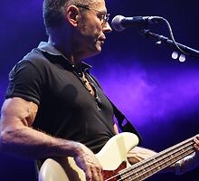 Phil Small, Cold Chisel by Natalie Ord