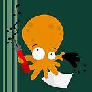 octopus by alapapaju