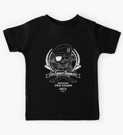Les Enfants Terribles (SP version) Kids Clothes