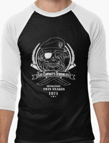 Les Enfants Terribles (SP version) Men's Baseball ¾ T-Shirt