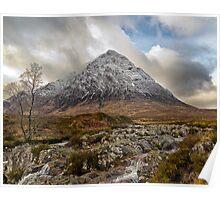 Buachaille Etive Mor ,Glen Etive,Scotland  Poster
