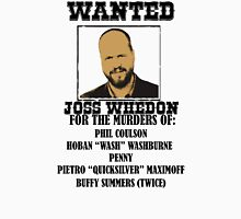 Joss Whedon: Wanted (2) Unisex T-Shirt