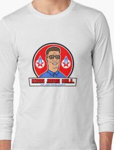 King Jong Hill Long Sleeve T-Shirt