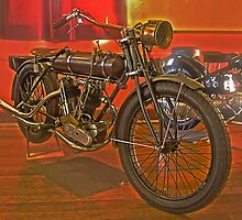 Matchless for Speed by TonyCrehan