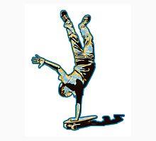 Skateboard Handstand 1970 Unisex T-Shirt