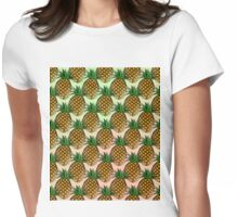 Pineapple Living  Womens Fitted T-Shirt