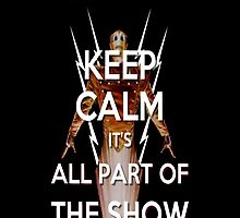 Keep Calm it's the Rocketeer by NuclearJawa