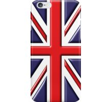 The Union Flag Cover. iPhone Case/Skin