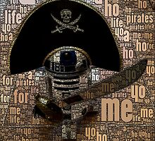 The Dread Pirate Aaaar2-D2 by NuclearJawa