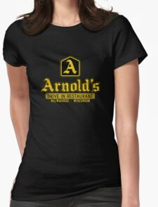 Arnold's Drive In Restaurant Womens Fitted T-Shirt