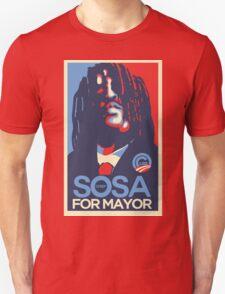 Chief Sosa for mayor T-Shirt