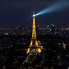 Tour Eiffel by Mark Prior