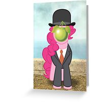 The Son of Pony Greeting Card